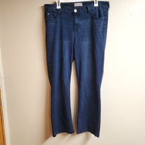 Molly & Isadora Bootcut Jeans